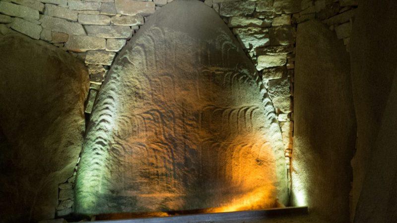 Frankreich Bretagne Megalithkultur